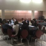 Table discussion at The 2019 Graduate Education Research Conference