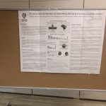 Presentation display at The 2019 Graduate Education Research Conference
